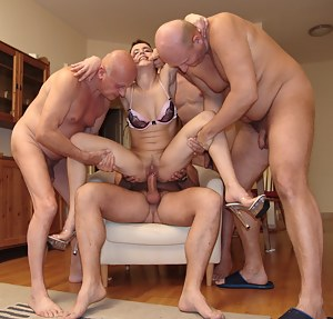 Free Young Gangbang Porn Pictures